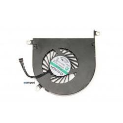 ventilateur gauche macbook pro uni 17 A1297